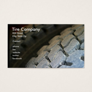 Tire Surface Business Card