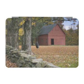 Tire swing along a road in Southern Vermont, iPad Mini Cover