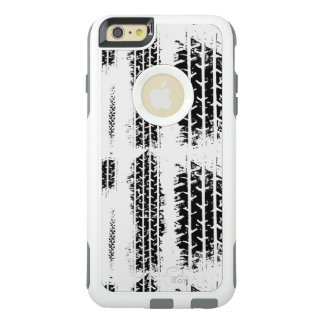 Tire Tread, Skid Marks,Tire Track Image OtterBox iPhone 6/6s Plus Case