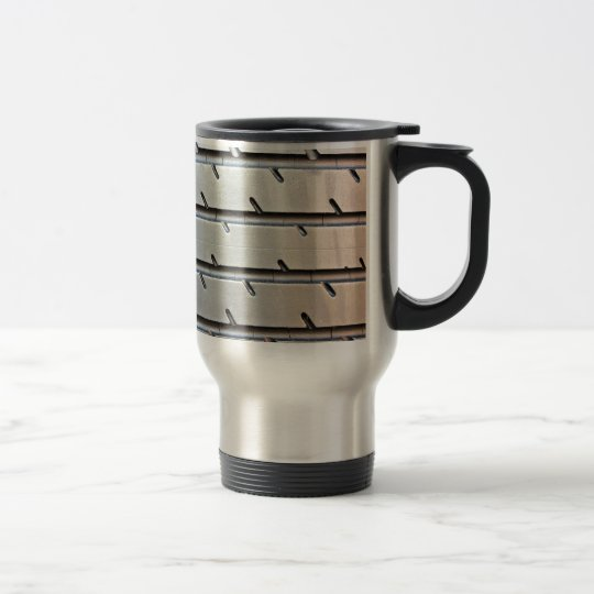 Tire Tread Travel Mug