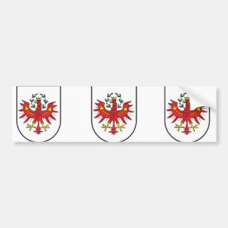 Tirol Wappen, Austria Bumper Sticker