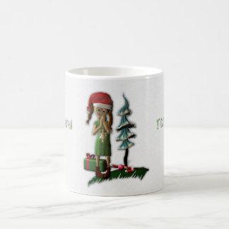 Tis The Season Basic White Mug