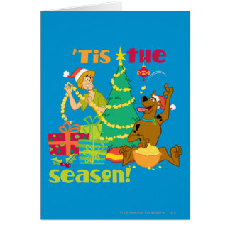 Tis' The Season Card