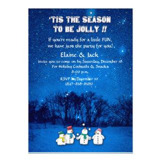 Tis the Season - Christmas Holiday Party Invite