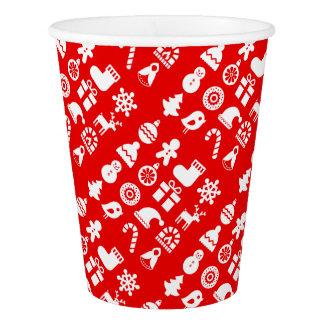 '''Tis the Season Christmas Paper Cup