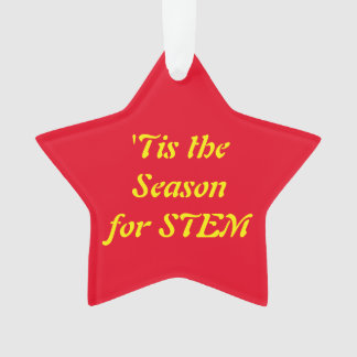 'Tis the Season for STEM Ornament