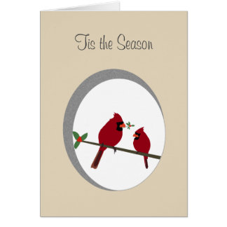 'Tis the Season Greeting Cards