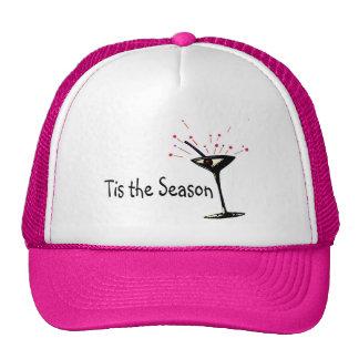 Tis The Season Hats