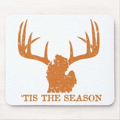 TIS The Season Mouse Pad