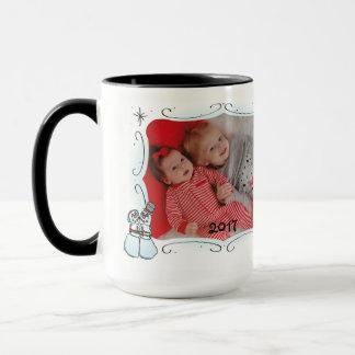 'Tis the Season Photo Mug