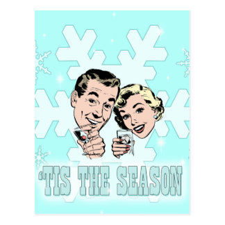 """Tis the Season"" Postcard"