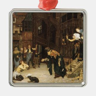 Tissot: The Return of the Prodigal Son Christmas Ornament