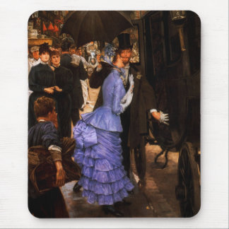Tissot: The Traveller, Mouse Pad