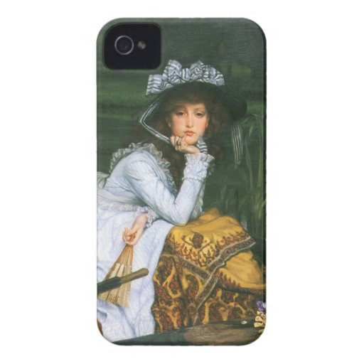 Tissot: Young Lady in a Boat Blackberry Bold Case