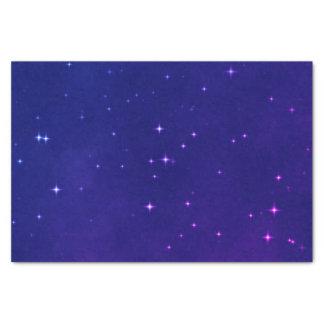 Tissue Paper NIGHT SKY STAR PATTERN