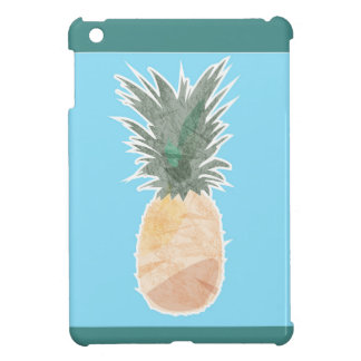 Tissue Paper Pineapple iPad Case