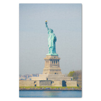 Tissue Paper - Statue of Liberty, New York City