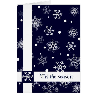 TisTheSeason - Text Card