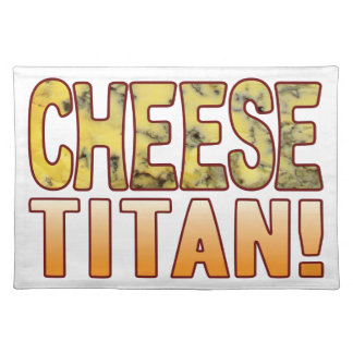 Titan Blue Cheese Place Mat