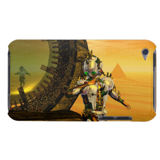 TITAN IN THE DESERT OF HYPERION Case-Mate iPod TOUCH CASE
