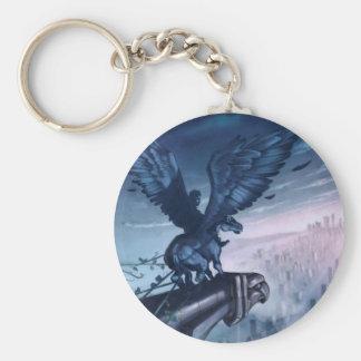 Titan s Curse Keychain
