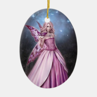 Titania Butterfly Fairy Queen Ornament