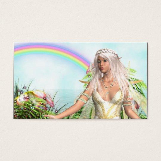 Titania Fairy Business Card