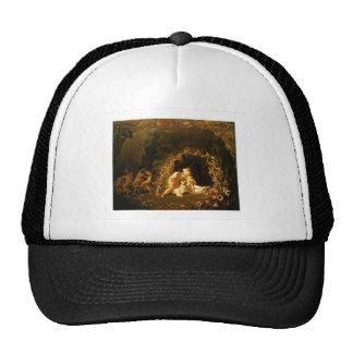 Titania Sleeping Richard Dadd 1841 Mesh Hat