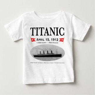 Titanic Ghost Ship Infant T-shirt