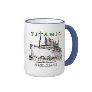 Titanic Neon (white): Kitchen: Mugs