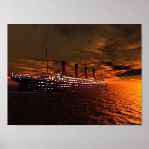 Titanic Print