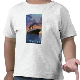 Titanic SceneWhite Star Line Shirt