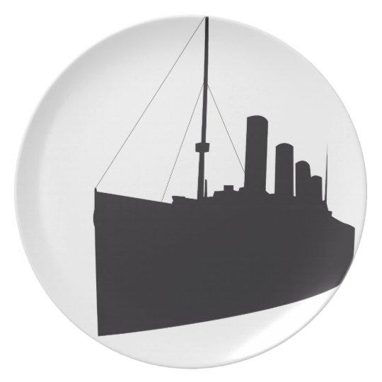 titanic shades plate