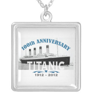 Titanic Sinking 100 Year Anniversary Pendants