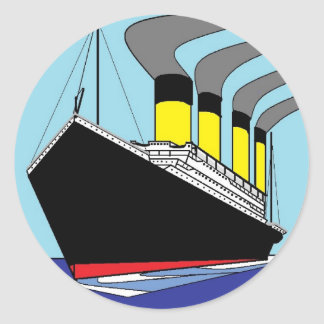 Titanic sticker