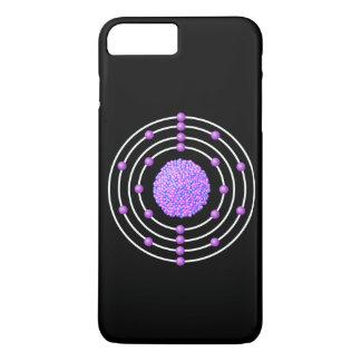 Titanium Atom iPhone 8 Plus/7 Plus Case