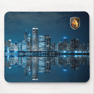 Titans of South Side Collection Mouse Mat