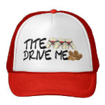 Tite BUTTS Drive Me NUTTS Mesh Hats