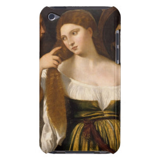Titian - Girl Before the Mirror - ipod touch case