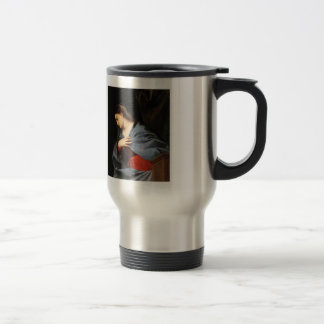 Titian- Polyptych of the Resurrection Virgin Mugs