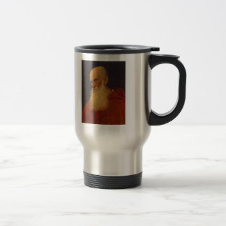 Titian- Portrait of an Old Man (Pietro Bembo) Mugs