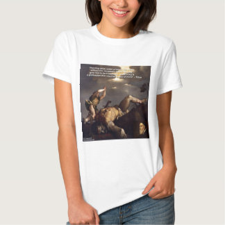 Titian Quote & David/Goliath Painting Gifts Tshirts
