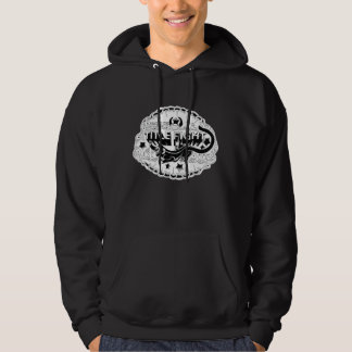 TITLE FIGHT KINGSTON PA LOGO HOODIE