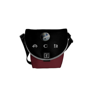 Title Goes Here Commuter Bag
