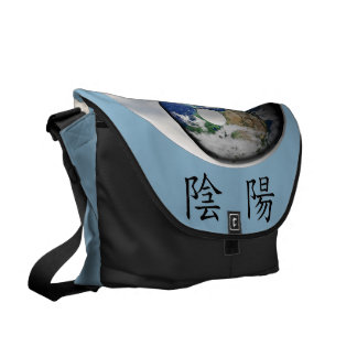 Title Goes Here Courier Bag