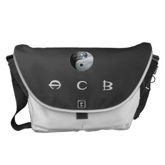 Title Goes Here Messenger Bags