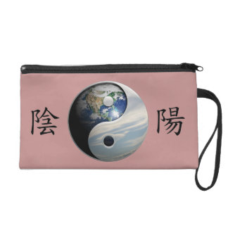Title Goes Here Wristlet Clutch