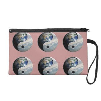 Title Goes Here Wristlet Purse