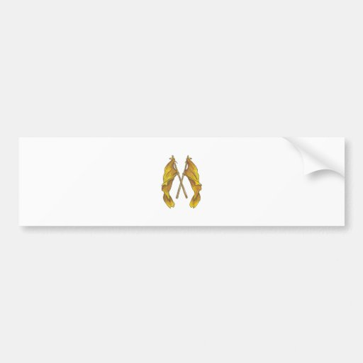 Title of Liberty LDS Flag Bumper Stickers