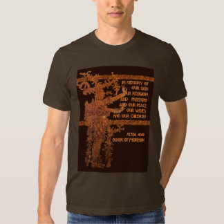 Title of Liberty: Story from the Book of Mormon T-shirts
